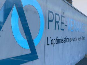 Bâtiment Logo Pré-venance