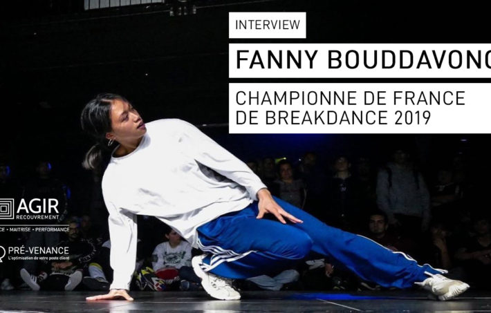 Fanny Bouddavong Breakdance JO 2024